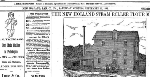 The New Holland Clarion 1873-1890