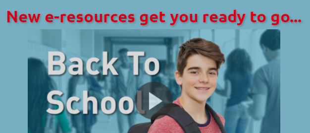 Check out a video about the new e-resources in POWER!
