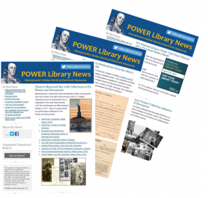 POWER Library News